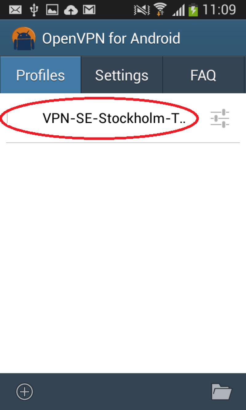 ako nastaviť VPN pre Android 5