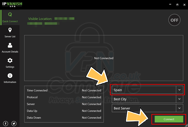 VPN futbal barca