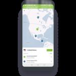 Nord VPN Android VPN aplikácia