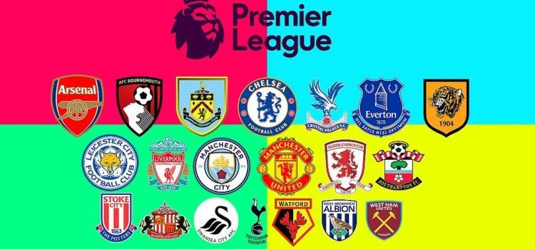 Ako pozerať anglickú futbalovú Premier league (EPL) 2019/2020 online na internete cez VPN