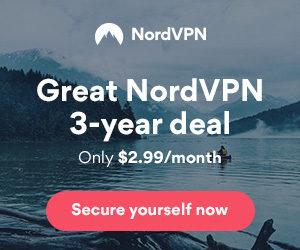 Nord VPN akcia na 3 ročné predplatné - iba za 2,67 €/mesiac!