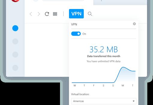 Prehliadač Opera s VPN – naozaj VPN a zadarmo? Test a recenzia 2019